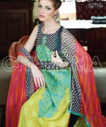 Charizma Lawn Prints 2014 For Summer 5