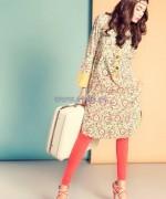 Coco Summer Dresses 2014 By Zara Shahjahan 1