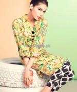 Coco Summer Dresses 2014 By Zara Shahjahan 2