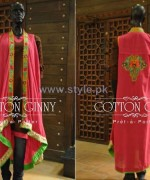 Cotton Ginny Summer Dresses 2014 For Girls 1