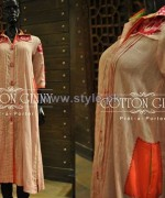 Cotton Ginny Summer Dresses 2014 For Girls 2