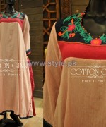 Cotton Ginny Summer Dresses 2014 For Women 10