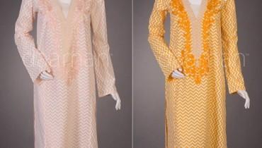 Daaman Summer Dresses 2014 Volume 2 For Women 0010