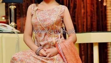 Eiza Summer Lawn Dresses 2014 by UA Textile 6