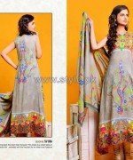 Eiza Swiss Voile Prints 2014 For Summer 9