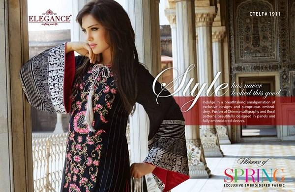 Elegance Summer Dresses 2014 For Women 003
