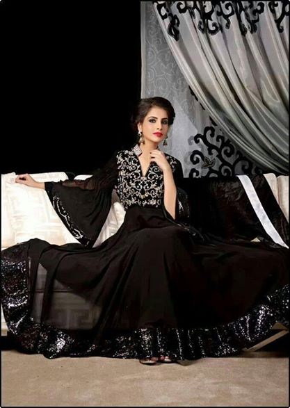 Fab By Amirah Party Dresses 2014 For Women 005