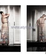 Fahad Hussayn New Dresses 2014 For Girls 2