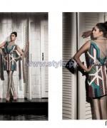 Fahad Hussayn New Dresses 2014 For Girls 3