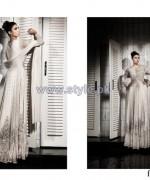 Fahad Hussayn New Dresses 2014 For Girls 4