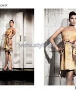 Fahad Hussayn New Dresses 2014 For Girls 5