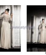 Fahad Hussayn New Dresses 2014 For Women 10