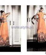 Fahad Hussayn New Dresses 2014 For Women 7