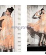 Fahad Hussayn New Dresses 2014 For Women 9