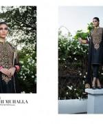 Fahad Hussayn Spring Summer 2014 Dresses005