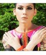 Fahad Hussayn Spring Summer 2014 Dresses008