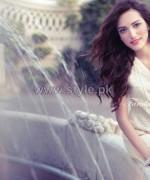 Farida Hasan Summer Dresses 2014 For Girls 1