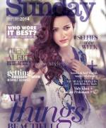 Farida Hasan Summer Dresses 2014 For Girls 3