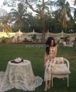 Farida Hasan Summer Dresses 2014 For Girls 6