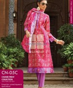 Gul Ahmed Chunri Collection 2014 For Summer 4