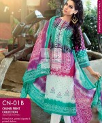 Gul Ahmed Chunri Collection 2014 For Summer 5