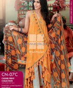 Gul Ahmed Chunri Collection 2014 For Summer 6