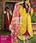 Gul Ahmed Chunri Collection 2014 For Women 11