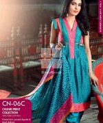 Gul Ahmed Chunri Collection 2014 For Women 8