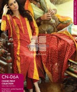 Gul Ahmed Chunri Collection 2014 For Women 9