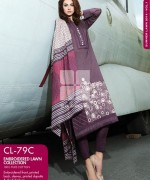 Gul Ahmed Embroidered Lawn Dresses 2014 For Women 003