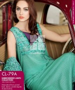 Gul Ahmed Embroidered Lawn Dresses 2014 For Women 008