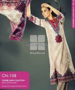 Gul Ahmed Lawn Prints 2014 For Summer 2