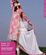 Gul Ahmed Lawn Prints 2014 For Summer 5