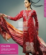 Gul Ahmed Lawn Prints 2014 For Summer 6