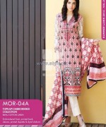 Gul Ahmed Lawn Prints 2014 For Summer 7