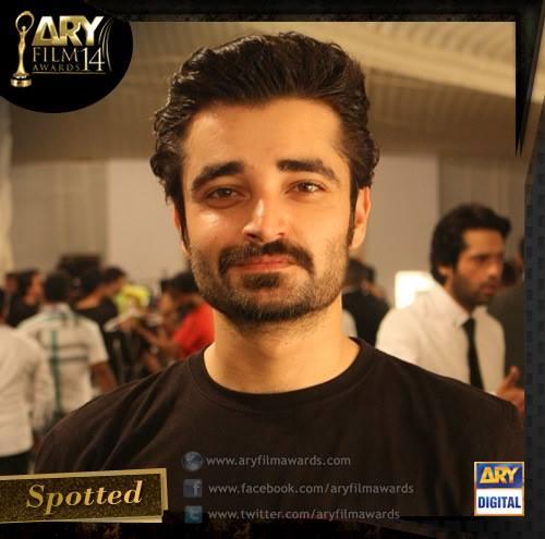 Hamza Ali Abbasi aka Pyaray Afzal