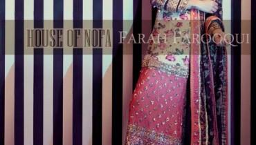 House Of Nofa Summer Dresses 2014 For Women 009