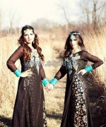Jannat Nazir Formal and Bridal Dresses 2014 For Summer 3