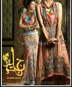 Jannat Nazir Formal and Bridal Dresses 2014 For Women 7