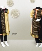 Junaid Jamshed Summer Dresses 2014 Volume 2 For Kids 001