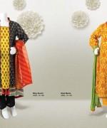 Junaid Jamshed Summer Dresses 2014 Volume 2 For Kids 007