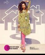 Kayseria Pret Wear Dresses 2014 For Summer 3