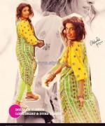 Kayseria Pret Wear Dresses 2014 For Summer 5