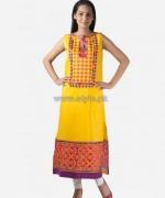 Khaadi Pret Wear Dresses 2014 For Summer 1