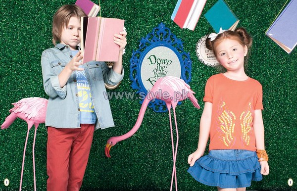 Kids Breakout Summer Dresses 2014 For Boys and Girls 3
