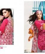 Mahnoush Lawn Dresses 2014 Volume 2 For Women 001
