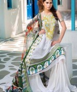 Mahnoush Lawn Dresses 2014 Volume 2 For Women 002