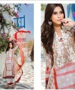 Mahnoush Lawn Dresses 2014 Volume 2 For Women 003