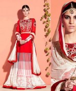 Mansha Party Dresses 2014 For Women 001