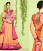 Mansha Party Dresses 2014 For Women 0010